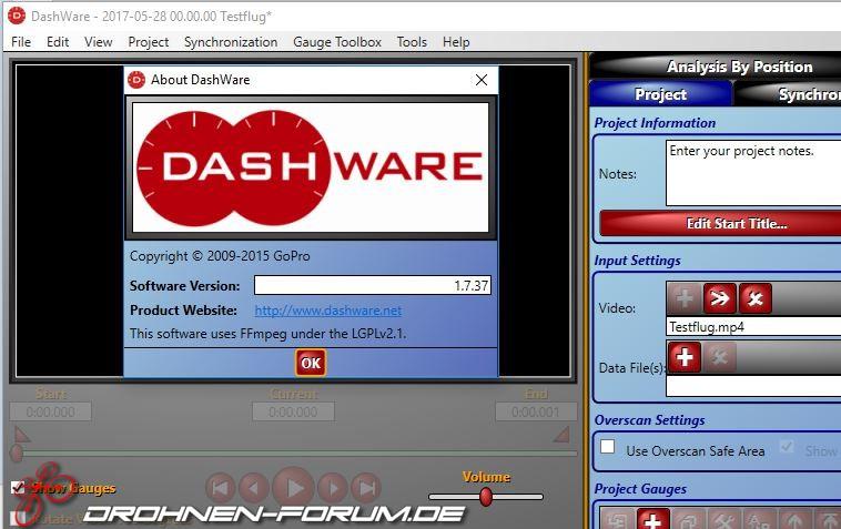 Deutsches Dashware - Videotutorial - Seite 4 - Foto- und